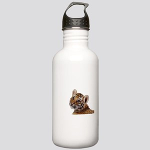 baby tiger Water Bottle