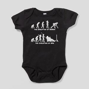 Lawn Bowl Baby Bodysuit