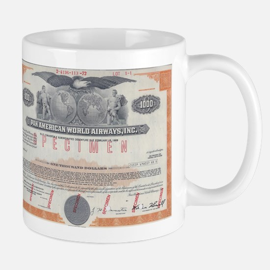 Pan Am specimen Mug