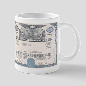 Pan Am Blue Mug