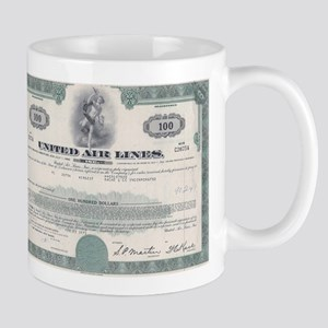 United Air Lines Mug