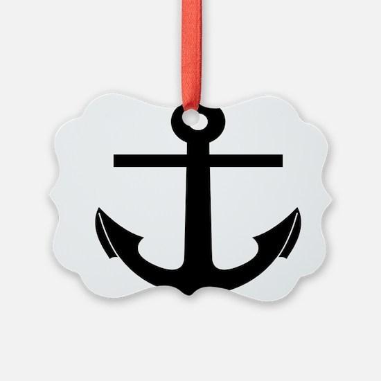 nautical anchor Ornament
