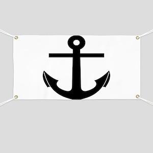 nautical anchor Banner