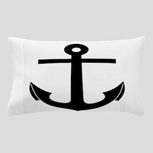 nautical anchor Pillow Case