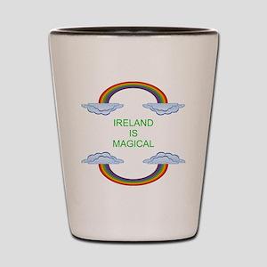 Ireland is Magical Shot Glass