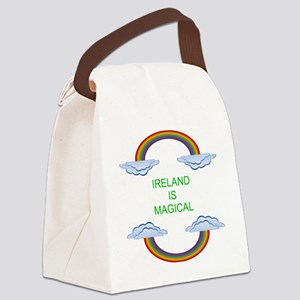 Ireland is Magical Canvas Lunch Bag