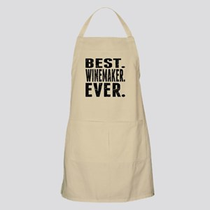Best. Winemaker. Ever. Apron