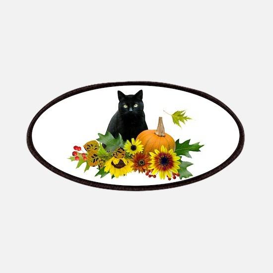Fall Cat Patch