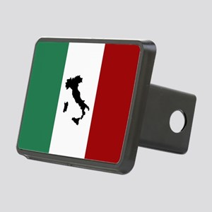 Italian Flag & Boot Hitch Cover