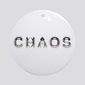 Chaos Ornament (Round)