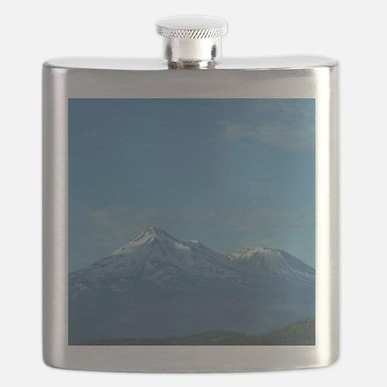 Mt. Shasta Flask