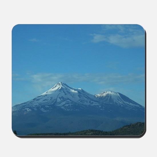 Mt. Shasta Mousepad