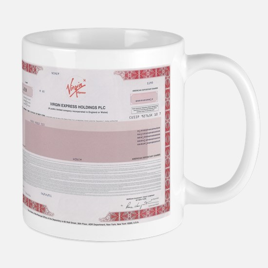 Virgin Express Mug