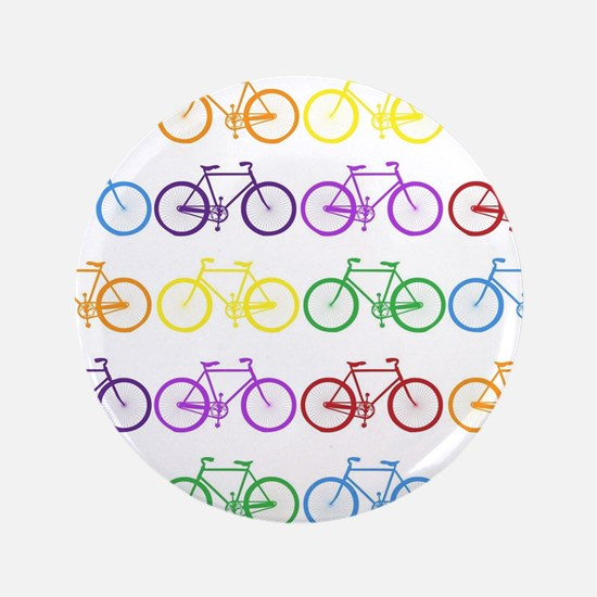 "Rack O' Bicycles 3.5"" Button (100 pack)"
