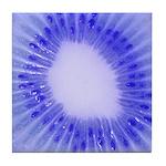 Blue Kiwi Art Tile