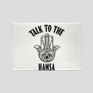 Talk To The Hamsa Magnets