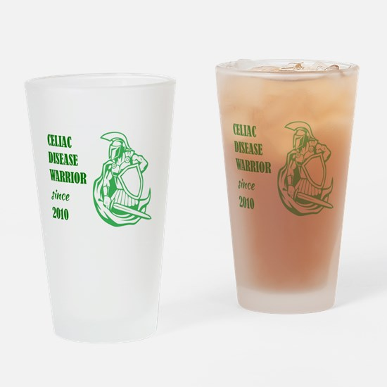 SINCE 2010 Drinking Glass