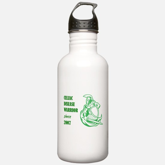 SINCE 2007 Water Bottle
