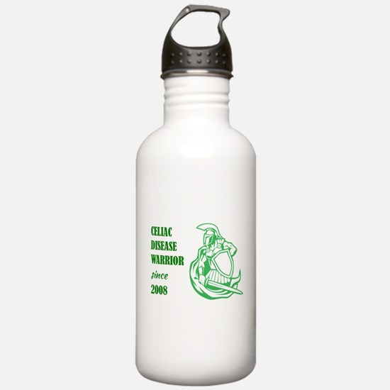SINCE 2008 Water Bottle