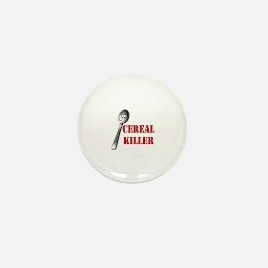 Cute Cereal killer Mini Button