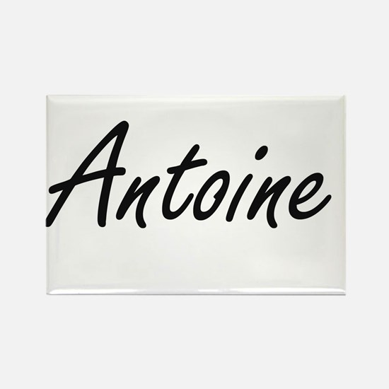 Antoine Artistic Name Design Magnets
