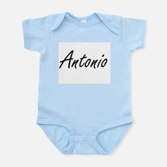Antonio Artistic Name Design Body Suit