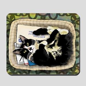 Gator Got Mail Mousepad