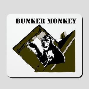 Bunker Monkey Mousepad