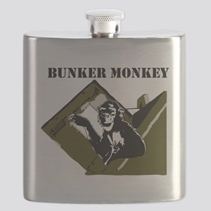 Bunker Monkey Flask