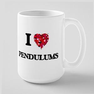 I Love Pendulums Mugs