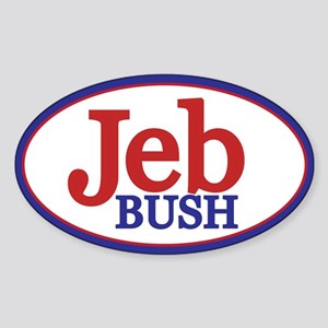 Jeb Bush for President Sticker