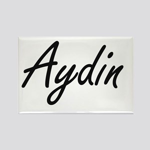 Aydin Artistic Name Design Magnets