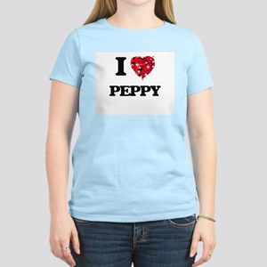 I Love Peppy T-Shirt