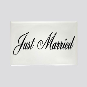 Just Married Magnets