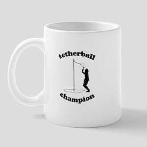 Tetherball champion -  Mug