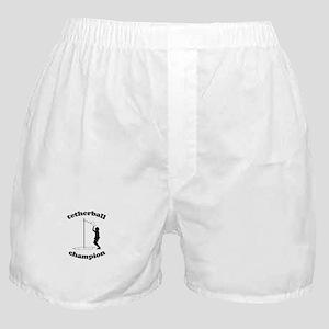 Tetherball champion -  Boxer Shorts