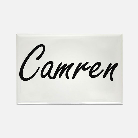 Camren Artistic Name Design Magnets