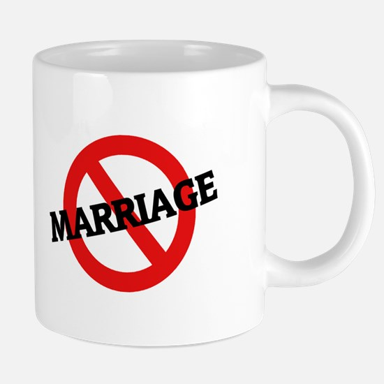 Anti Marriage Mugs