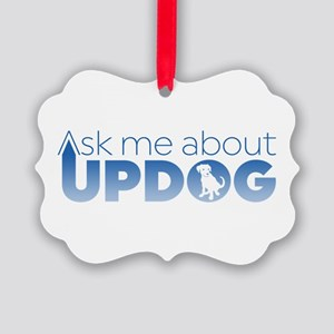 Updog? Picture Ornament