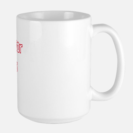 Too Funny Dentures Large Mug