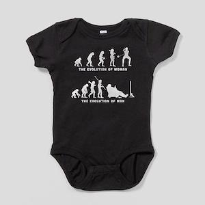 Hammer Throw Baby Bodysuit