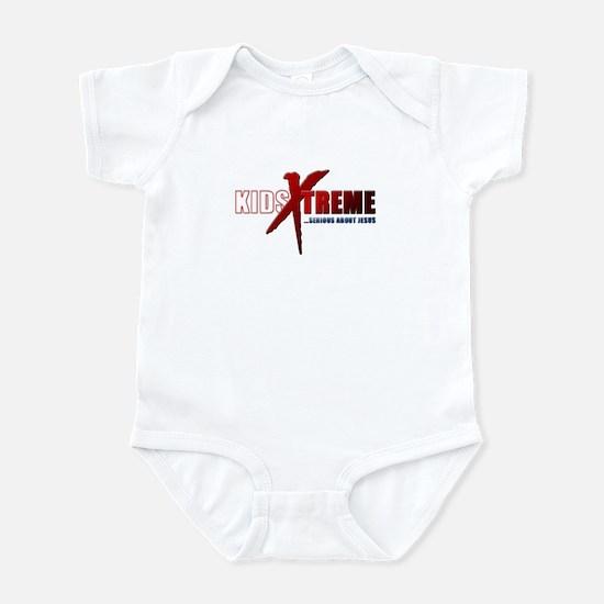 Kids Xtreme Web Pic Body Suit
