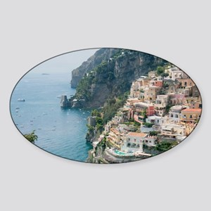 Italy - Amalfi Coastline  Sticker (Oval)