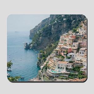 Italy - Amalfi Coastline  Mousepad