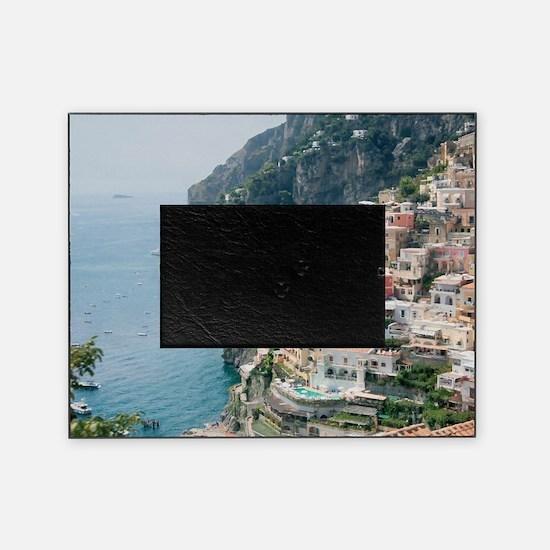 Italy - Amalfi Coastline  Picture Frame