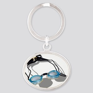 SwimmingGoggles091210 Keychains