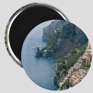 Amalfi Coastline Magnet