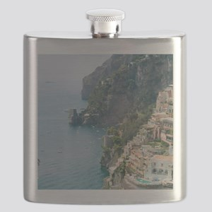 Amalfi Coastline Flask