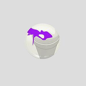 PURPLE CUP Mini Button