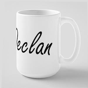 Declan Artistic Name Design Mugs